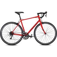 Fuji / Sportif 2.3 / road bike / Microshift 2 x 8 / alluminium / Red