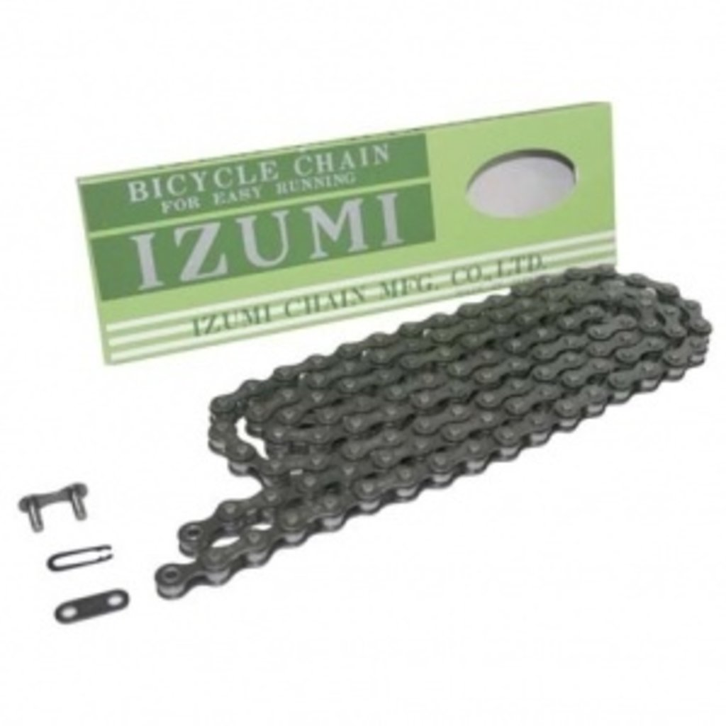 Izumi - Chain Standard 1 speed - Green Box - Noir