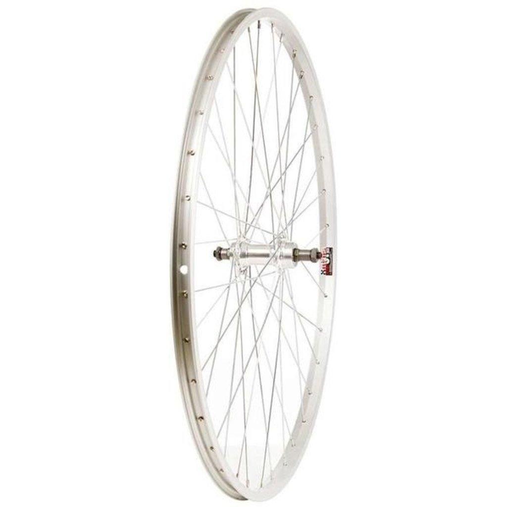 Wheel Shop Wheel Shop / Alex C303 argent / Formula FM-31-QR / Back wheel 27'' /  36 T/, Freewheel