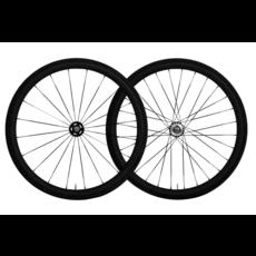 Vuelta - Roue AVANT - AllDay BR - 700 Fix - 42mm - 32T - Noir
