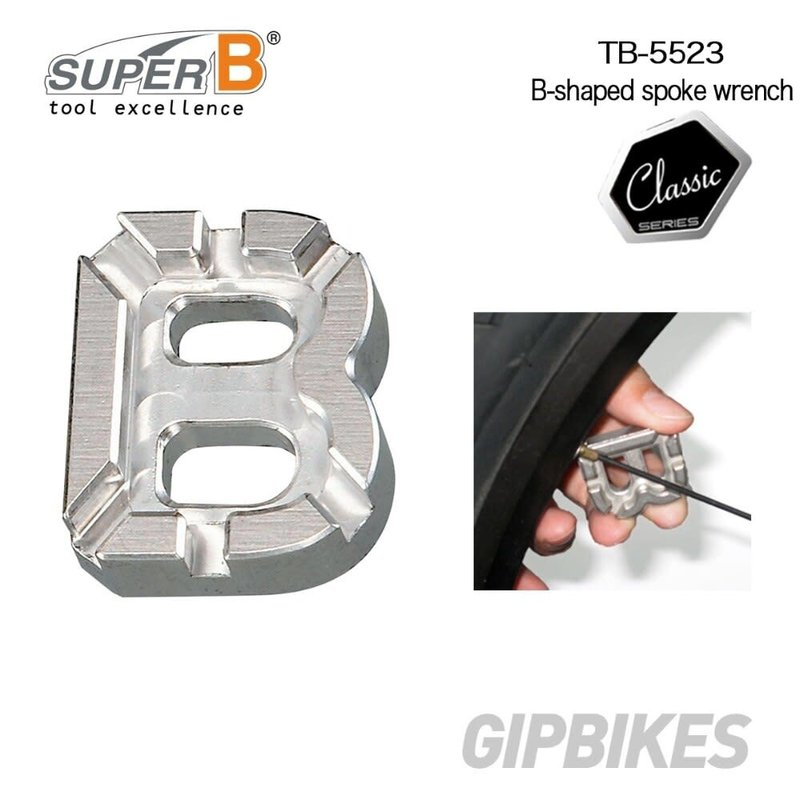 Super B / CLE A RAYONS EN B 3,2-4, OMM / TB-5523