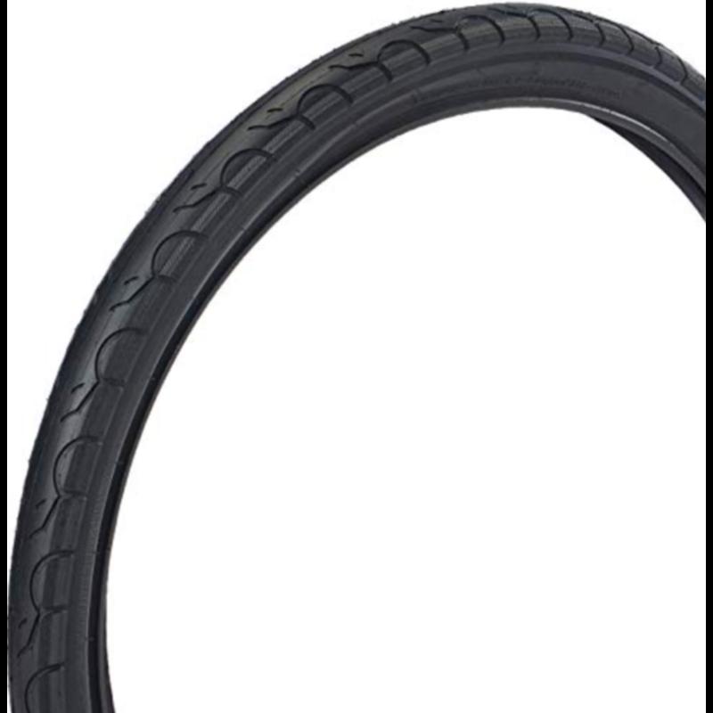 Kenda Kenda, Tire 700 X 25, Kwest, Black