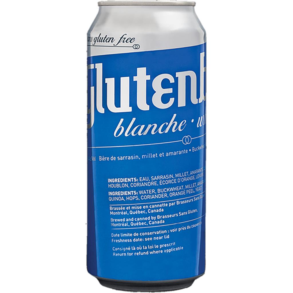 Glutenberg Blanche