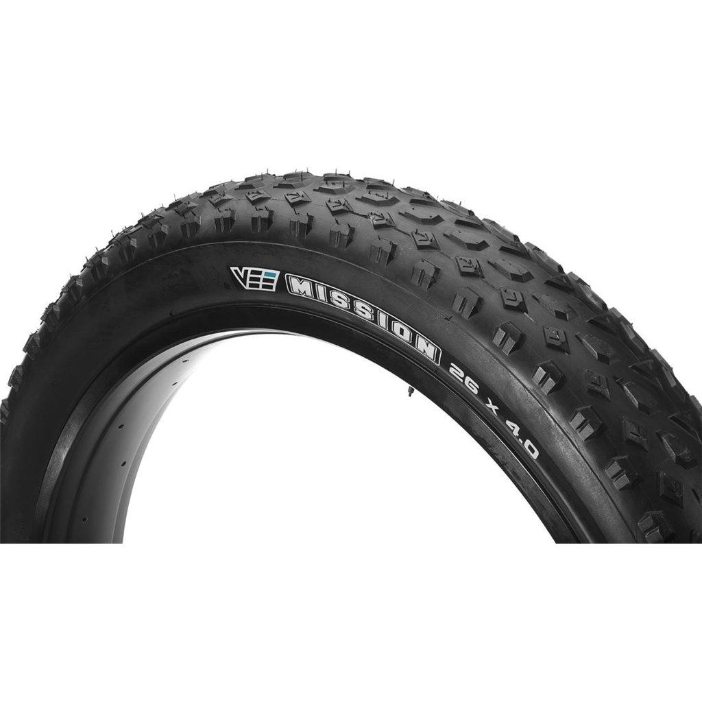 Tire - 26 x 4.0 - Vee Tire Mission Fat