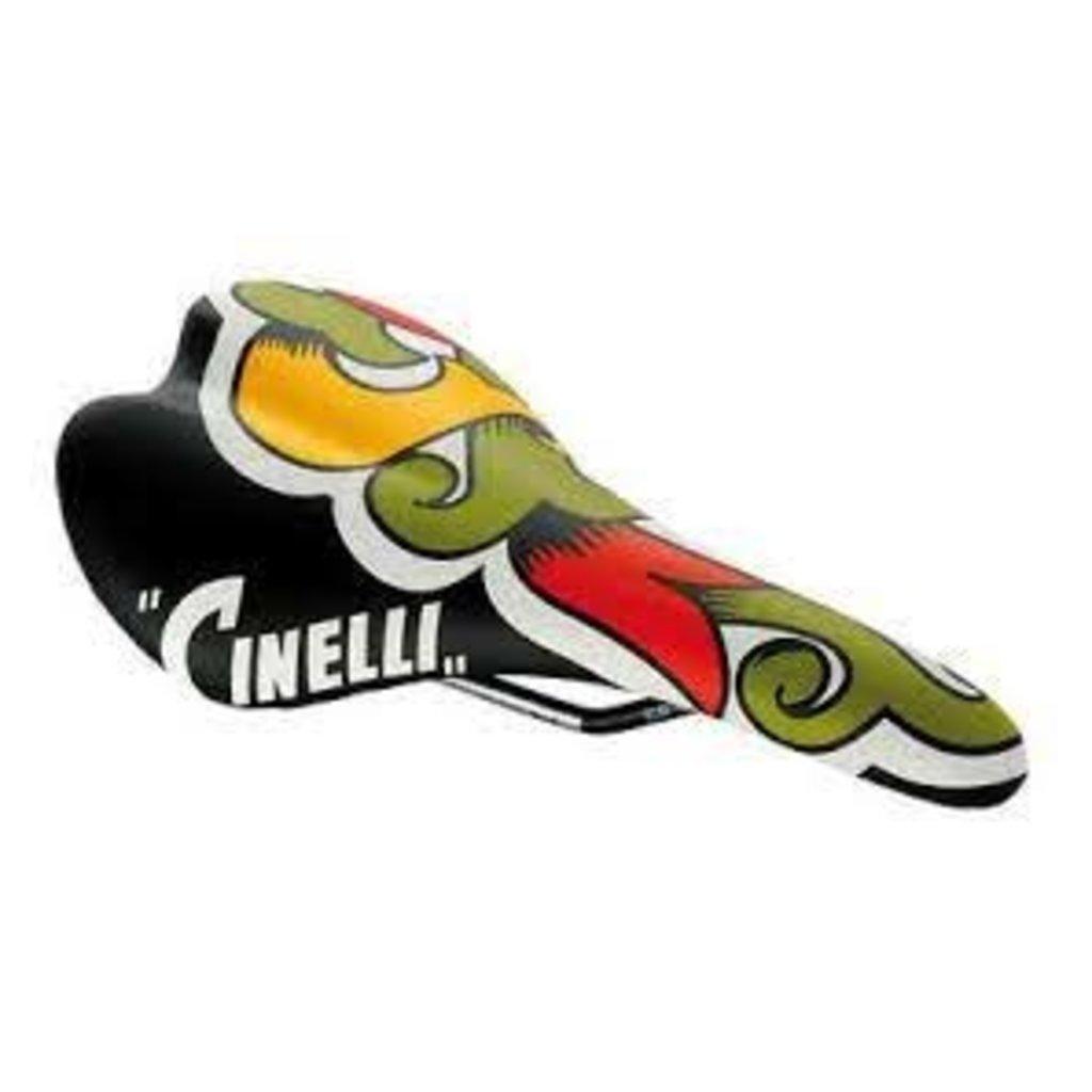 Cinelli Saddle - Cinelli Scatto - Coat of Arms
