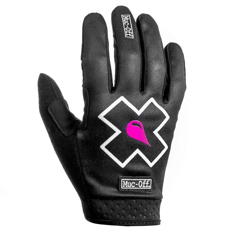 Muc-Off Muc-Off, MTB Ride, gants complet, Unisex, Noir,