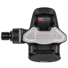 LOOK Look, Keo Blade Carbon Ceramic, Pedals, Body: Carbon, Spindle: Cr-Mo, 9/16'', Black, Pair