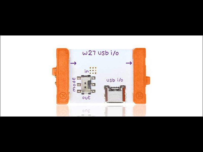 Korg littleBits USB I/O Audio