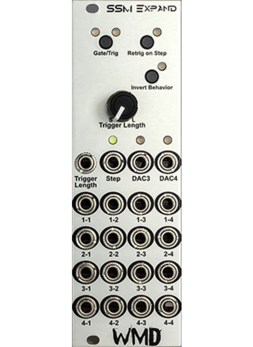WMD Sequential Switch Matrix (SSM) Expand