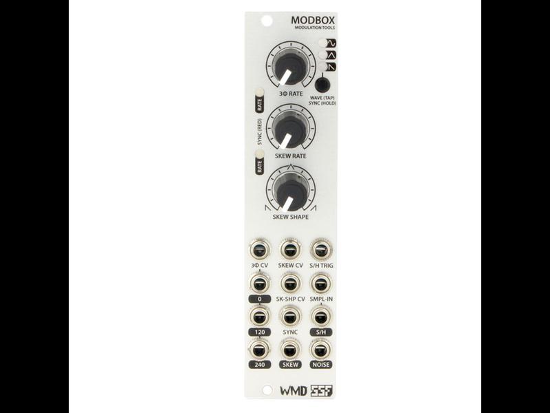 WMD / SSF Modbox, DEMO UNIT