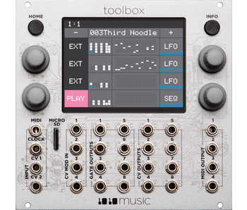 1010 Music Toolbox, DEMO UNIT