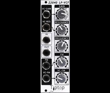 Tiptop Audio Z2040, Silver Panel, DEMO UNIT