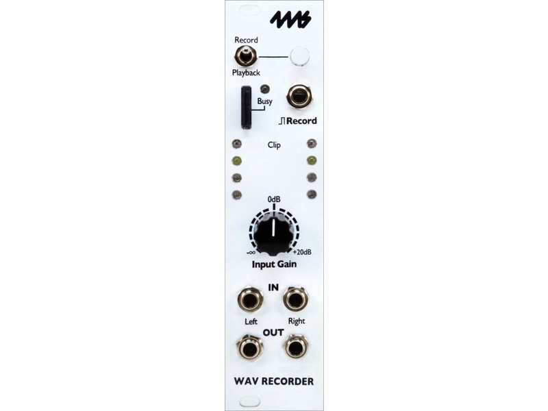 4ms WAV Recorder