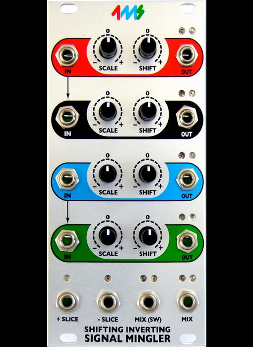 4ms SISM (Shifting Inverting Signal Mingler)