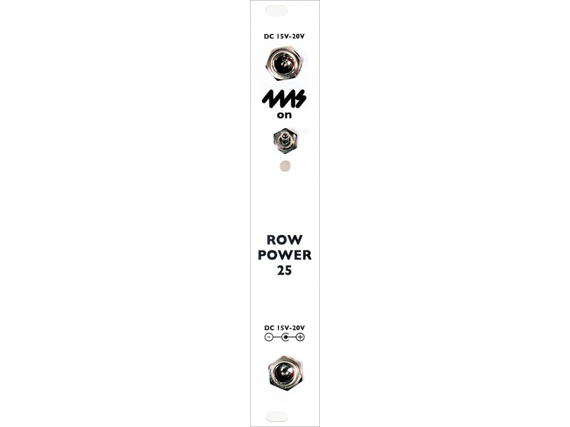 4ms ROW POWER 25 (White)
