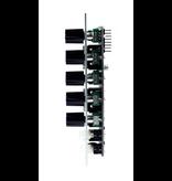 4ms SCMBO (Shuffling Clock Multiplier Breakout)