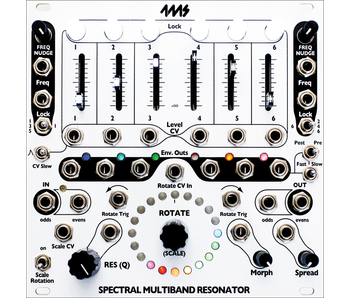 4ms SMR Filter (Spectral Multiband Resonator)