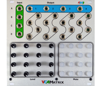 4ms VCA Matrix