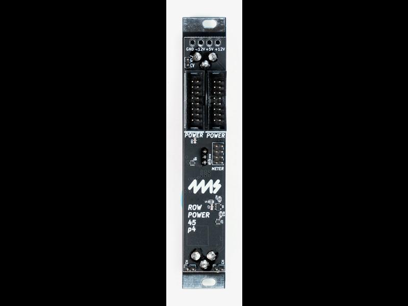 4ms ROW POWER 45 (Black)
