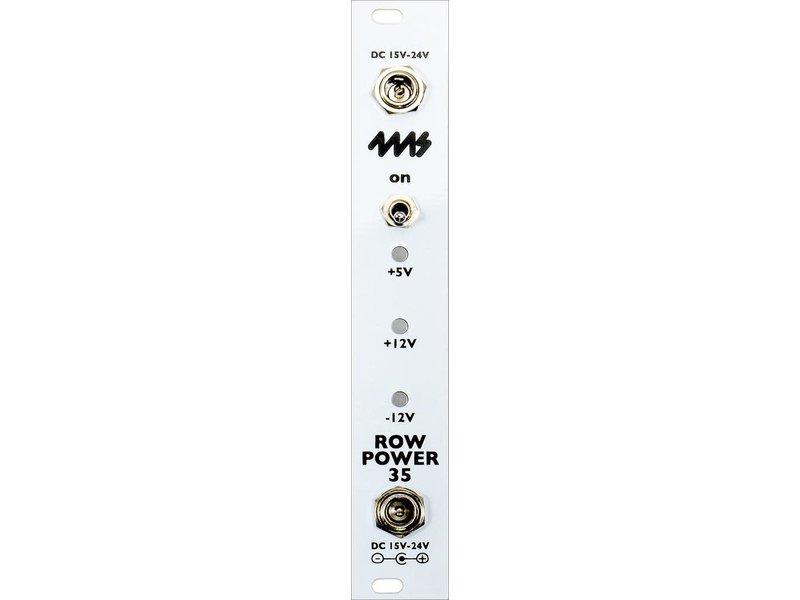 4ms ROW POWER 35 (White)