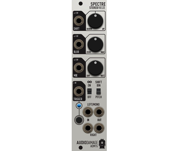 Audio Damage Spectre, DEMO UNIT