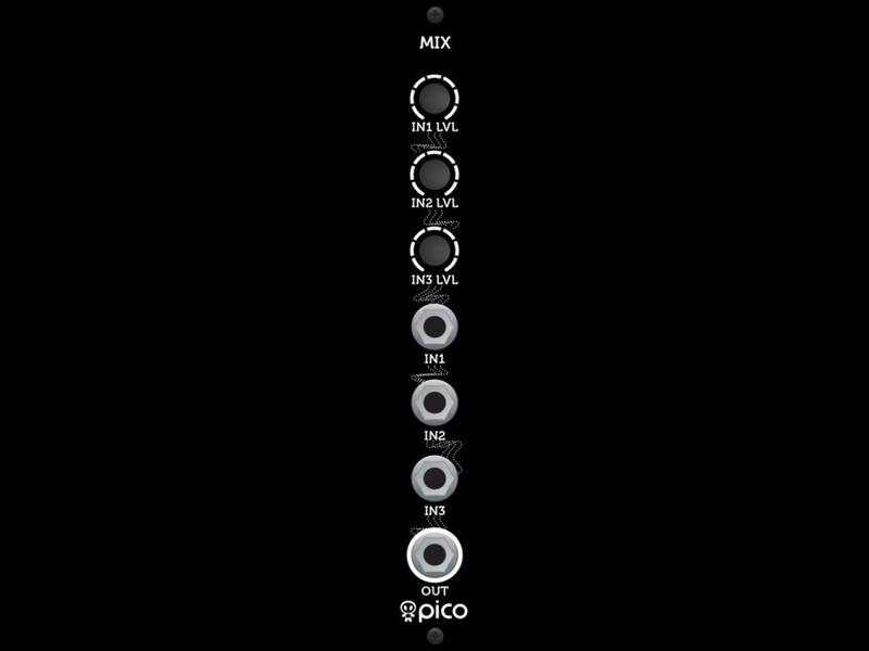 Erica Synths Pico Mixer