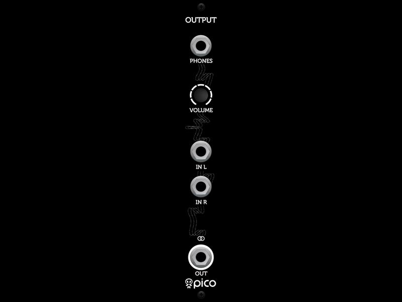 Erica Synths Pico Output