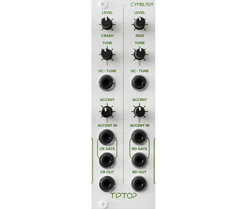 Tiptop Audio Cymbl909 (CR909)