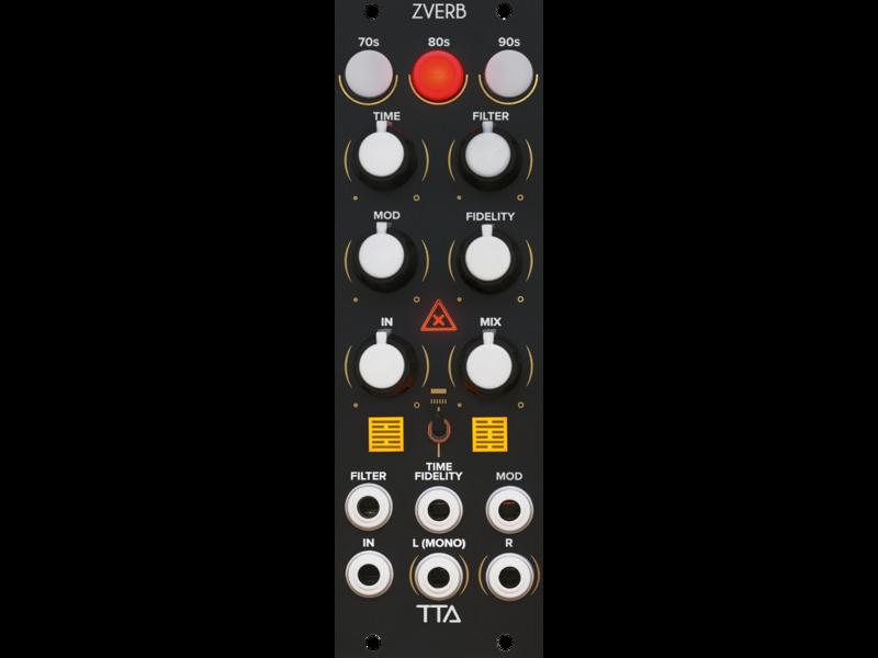 Tiptop Audio ZVERB, Black