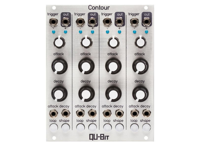 Qu-Bit Electronix Contour