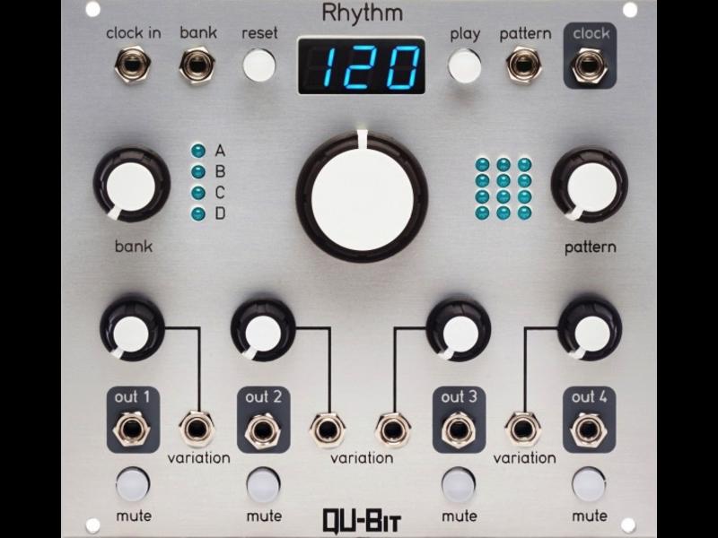 Qu-Bit Electronix Rhythm