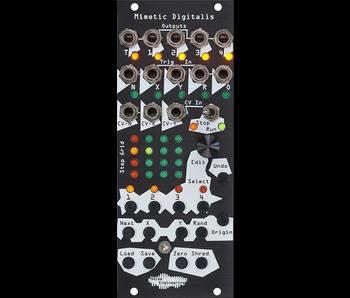 Noise Engineering Mimetic Digitalis, BLACK