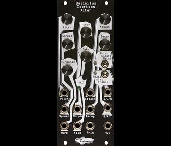 Noise Engineering Basimilus Iteritas Alter, Black