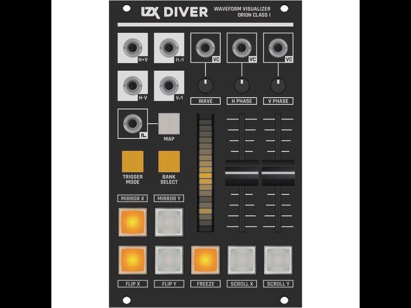 LZX Industries Diver