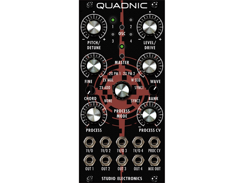 Studio Electronics Modstar Quadnic