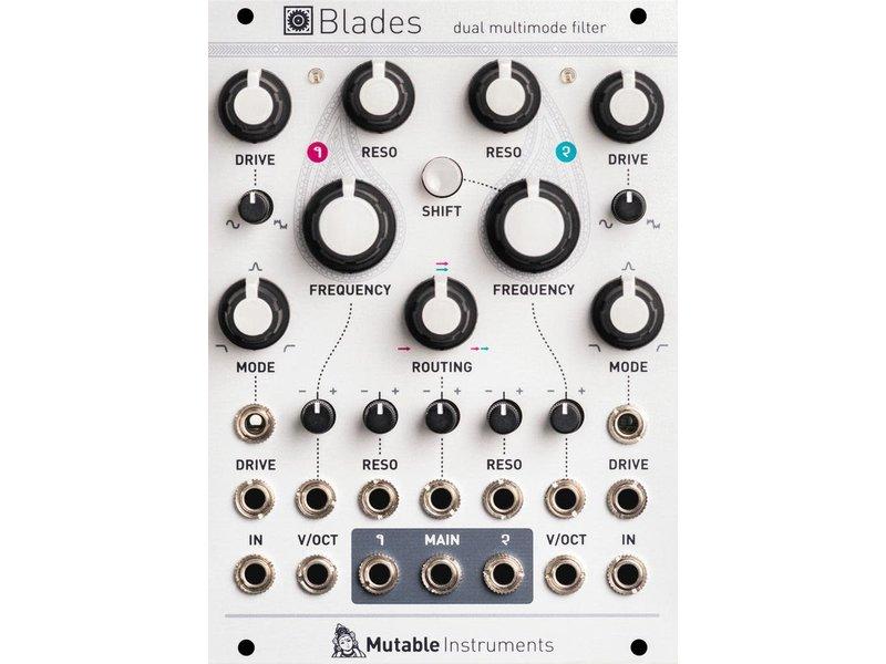 Mutable Instruments Blades