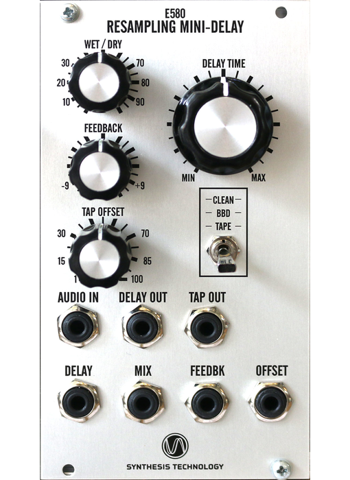 Synthesis Technology E580 Resampling Mini-Delay, BLOWOUT PRICING