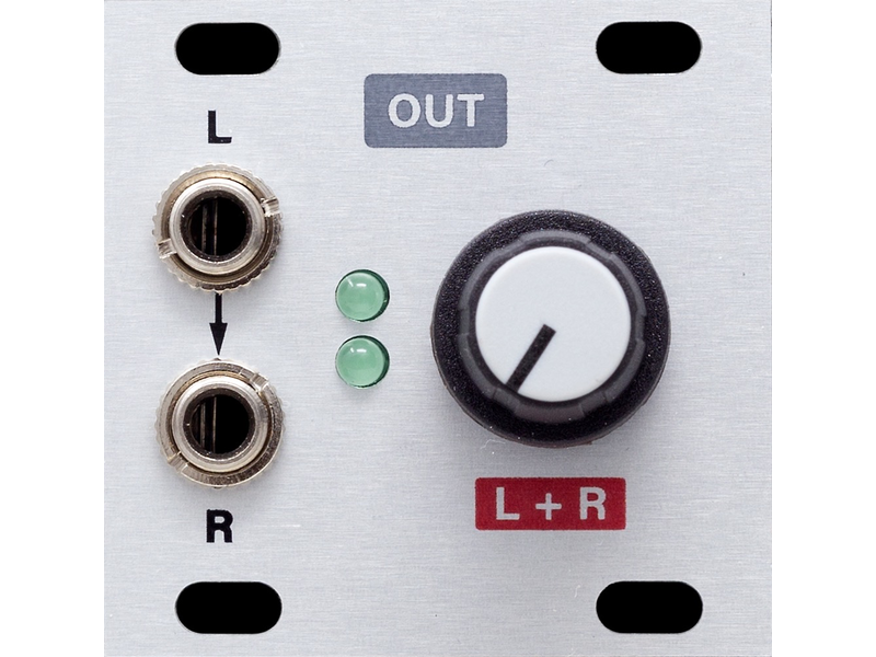 Intellijel Stereo Line Out_1U