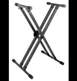 On-Stage Stands KS8291XX Lok-Tight Pro Double X w/ ErgoLok