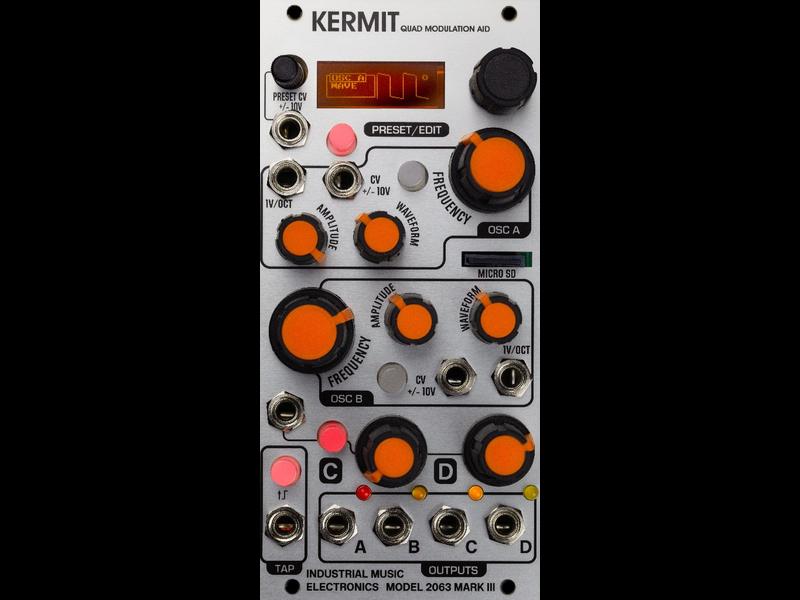 Industrial Music Electronics Kermit mkIII