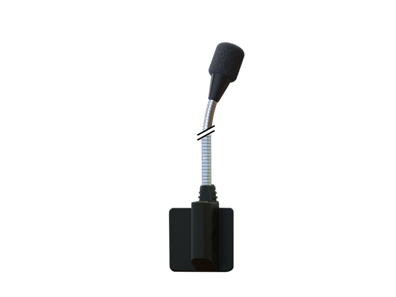 Arturia MicroFreak Gooseneck Microphone