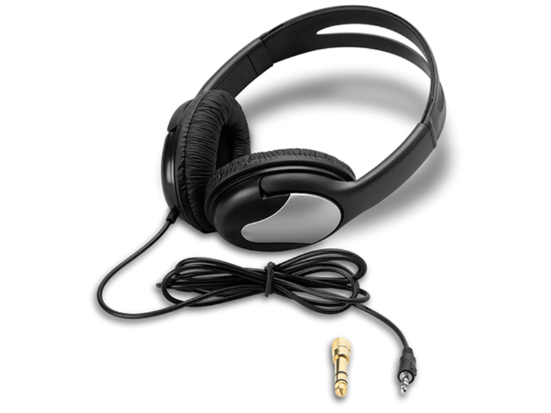 Hosa Headphones Supra-Aural, Closed-Back