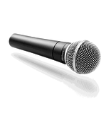 Shure SM58, Vocal Mic