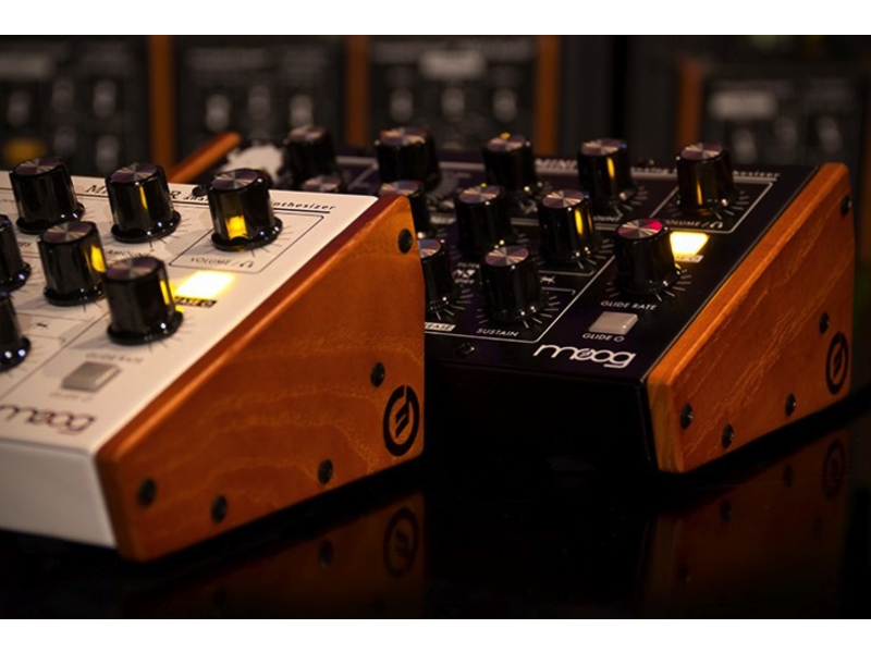 Moog Wood Sides (for Minitaur)