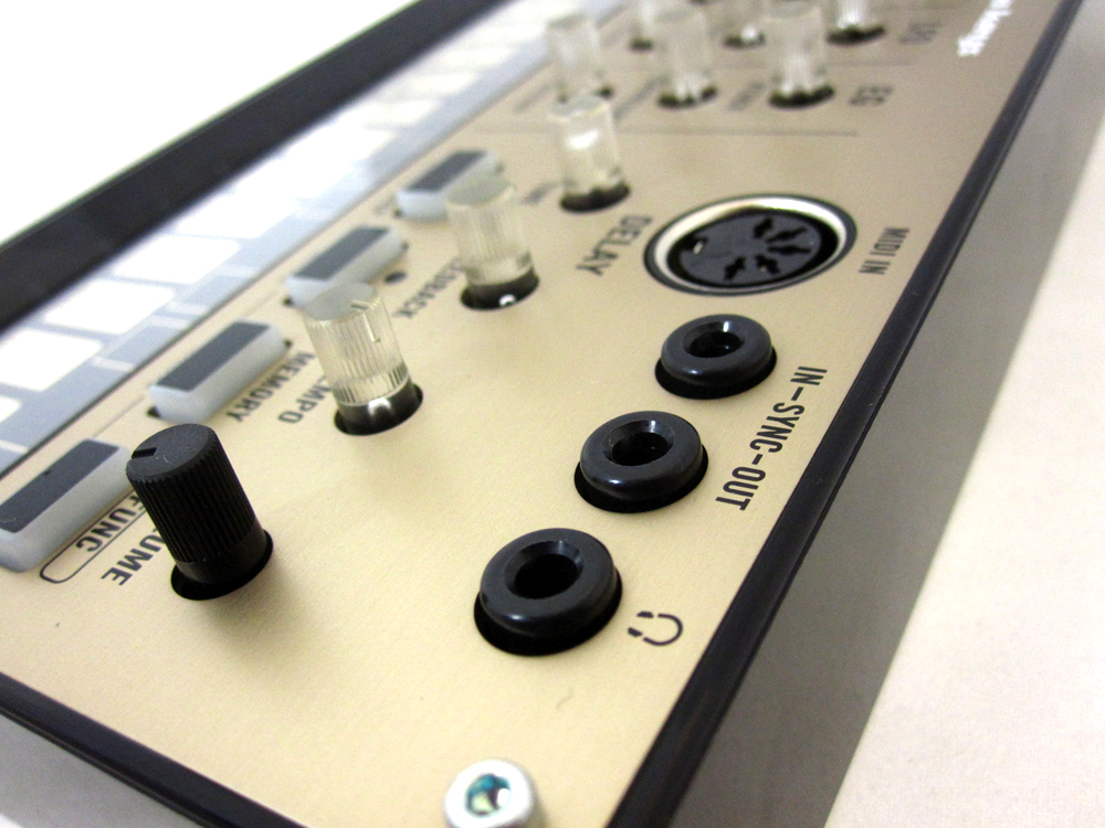 Korg Volca Keys - Control Voltage