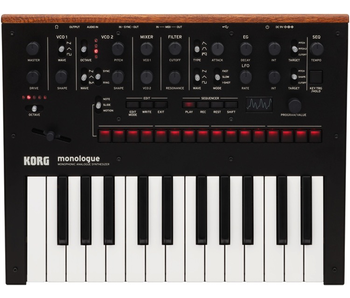 Korg Monologue, Black