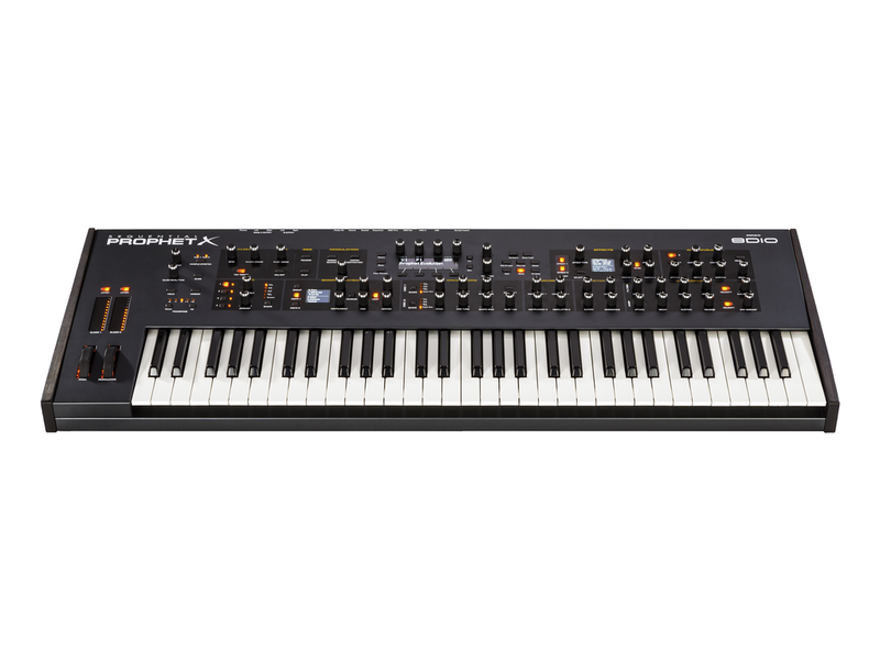 Dave Smith Instruments Sequential Prophet X, DEMO UNIT, SERIAL NUMBER: 399