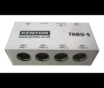 Kenton MIDI Thru-5