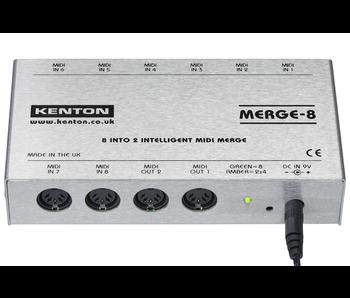 Kenton MIDI Merge-8