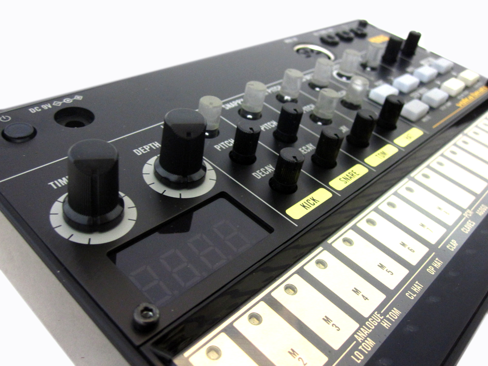 Korg Volca Beats - Control Voltage